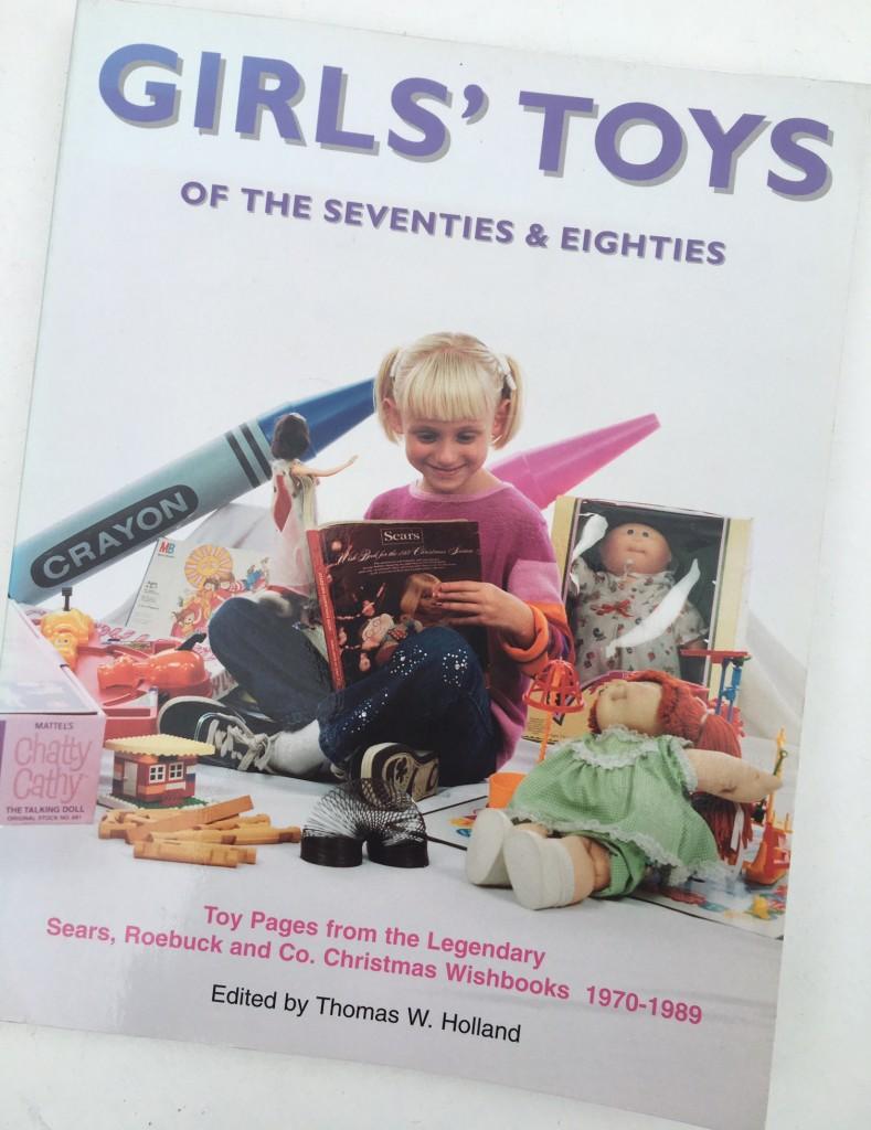 Gift Grapevine retro toys - Girls Toys Sears catalogue