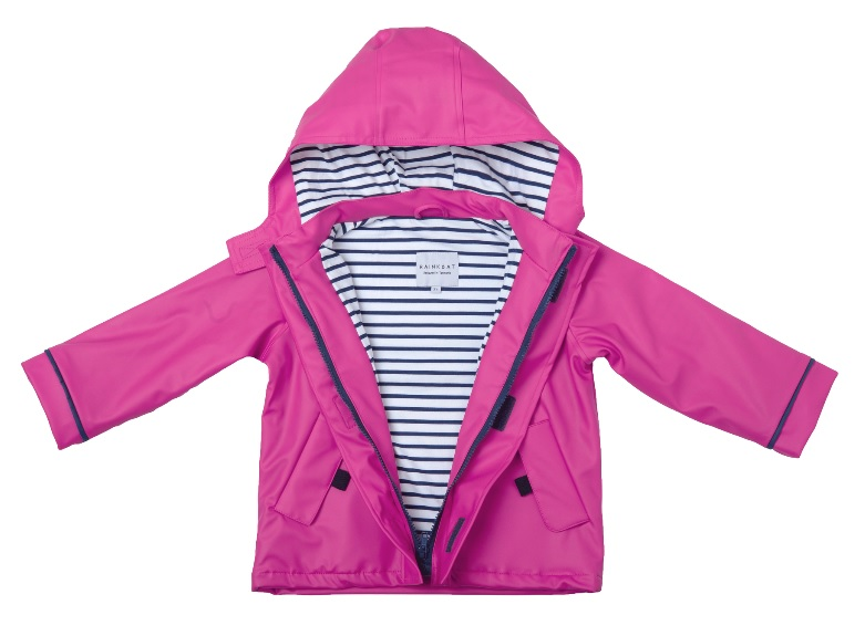 Rainkoat pink jacket - Gift Grapevine May gift ideas