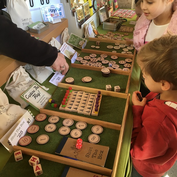 Perth Upmarket gift finds - Games To Go games
