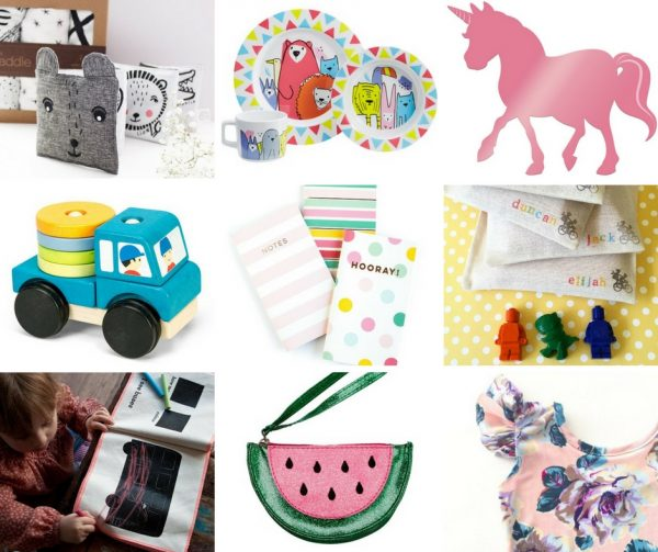 Baby and kids gift ideas – October 2016