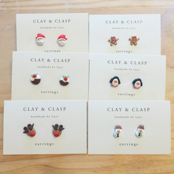 christmas-themed-gifts-clay-and-clasp-christmas-earrings