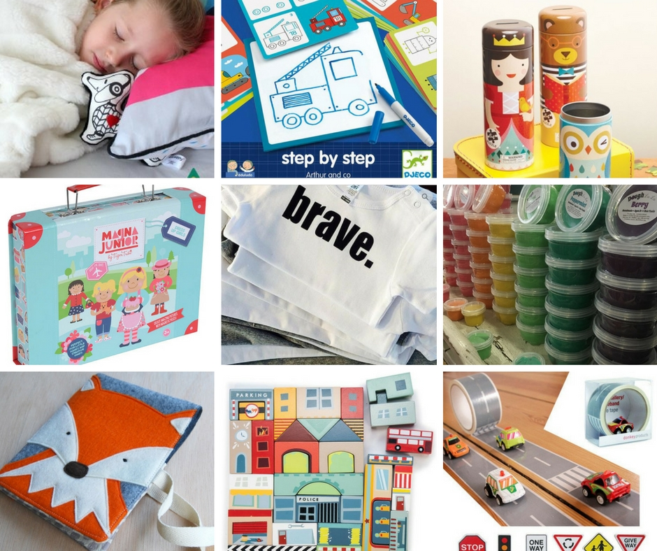 Gift ideas for kids in hospital – guest post on Cocooned