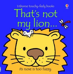 great-gifts-for-babies-thats-not-my-lion-book