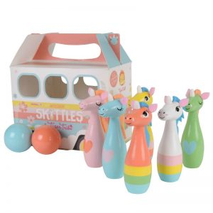 great-gifts-for-three-year-olds-tiger-tribe-wooden-unicorn-skittles