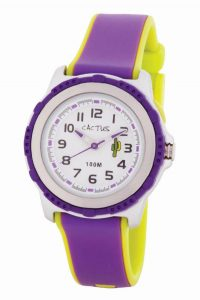great-gifts-for-seven-to-nine-year-olds-cactus-watch-summer-splash-purple