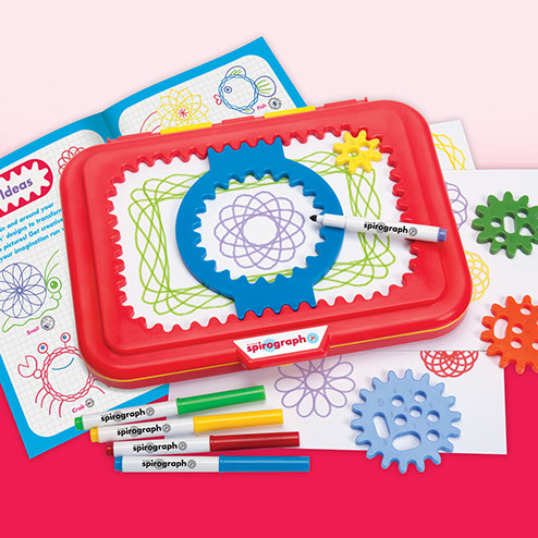 Spirograph sets - Spirograph Jr design set