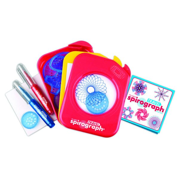 Spirograph sets - Spirograph travel set