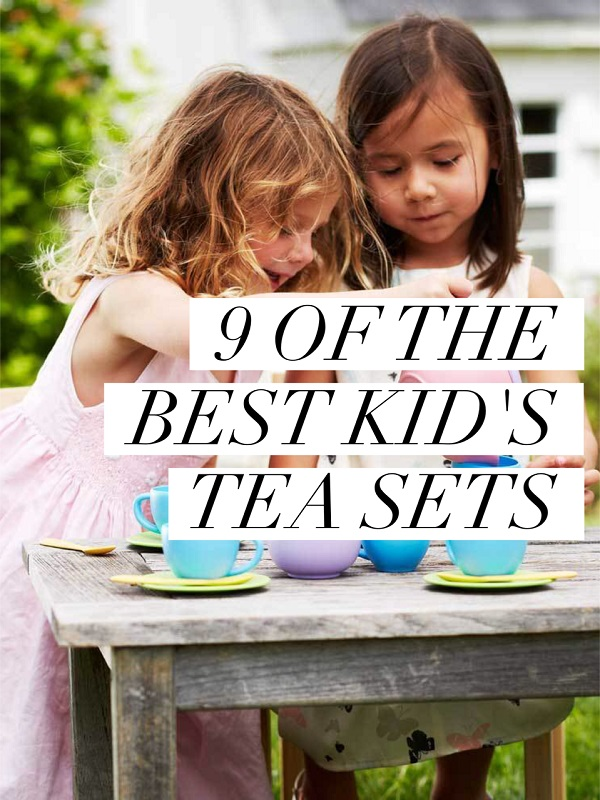 best kid's tea sets - Gift Grapevine
