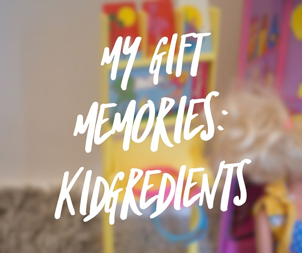 My gift memories – Kidgredients