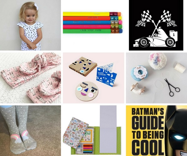Baby and kids gift ideas – March 2017