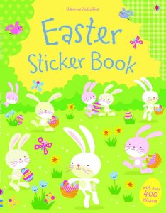 baby and kids Easter gift guide - Easter sticker book