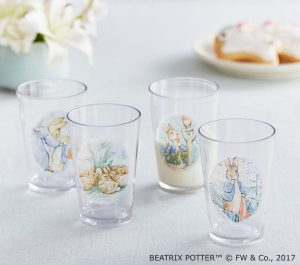 baby and kids Easter gift guide - peter rabbit tumblers