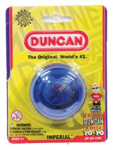 favourite schoolyard games - Duncan Imperial