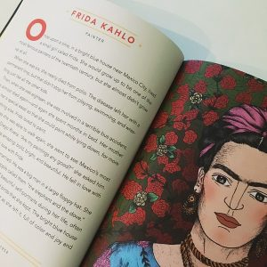 Good Night Stories for Rebel Girls - Frida Kahlo