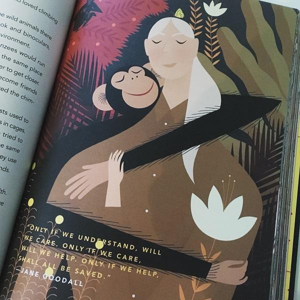 Good Night Stories for Rebel Girls - Jane Goodall