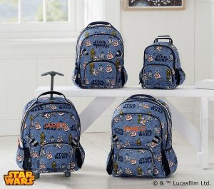Star Wars gifts - droid backpack