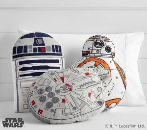 Star Wars gifts - shaped cushions