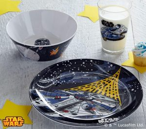 Star Wars gifts - tabletop gift set