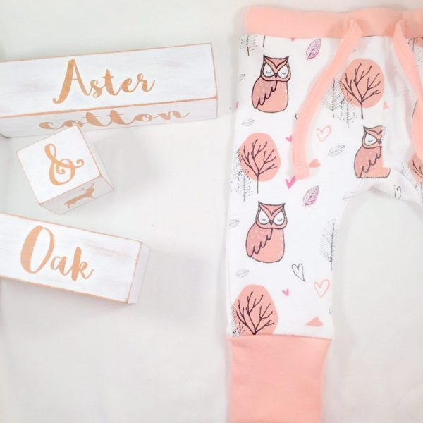 Aster & Oak organic baby clothes - affordable fashion that gentle on little ones' skin