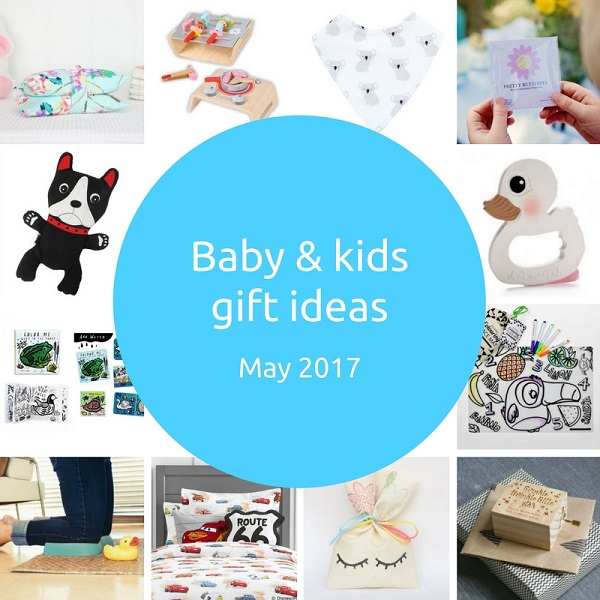 favourite gift ideas - May 2017 - Gift Grapevine