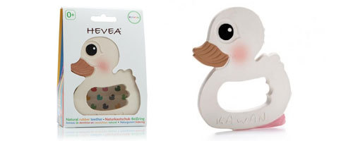 favourite gift ideas - May 2017 - hevea Kawan teether