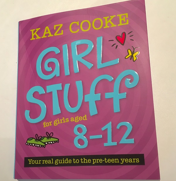 Girl Stuff 8 - 12 book review - Gift Grapevine