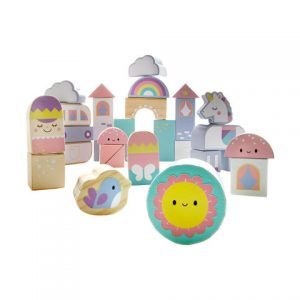new gift ideas - june 2017 - fairy castle block set