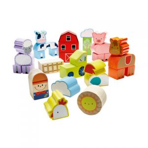 new gift ideas - farm block set
