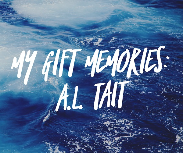 My gift memories - A.L. Tait author cover