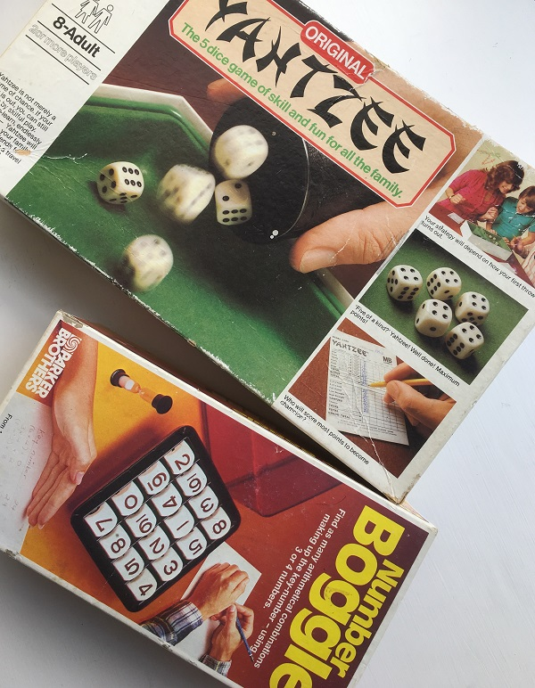 Toys my mum kept - Games