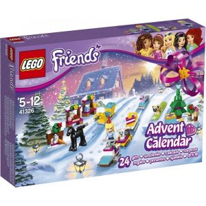 great new kids gift ideas - Lego Friends advent calendar