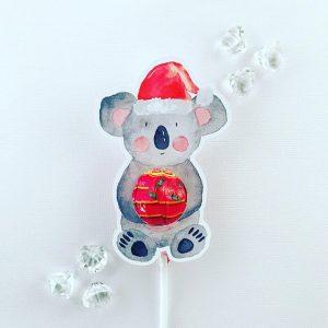October gift finds - Koala lollipop holders