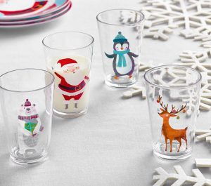 christmas themed gifts - christmas tumblers