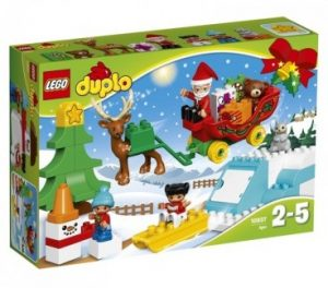 christmas themed gifts - duplo christmas