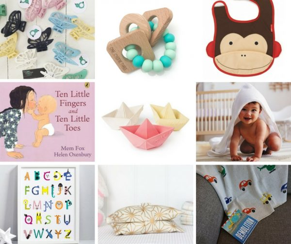 Baby gift ideas – Gift Grapevine Gift Guide 2017