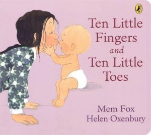 Baby gift ideas - ten little fingers and ten little toes