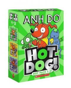 Four to six year old gift ideas - Hot Dog pack