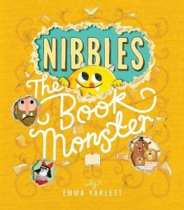 Four to six year old gift ideas - Nibbles The Book Monster