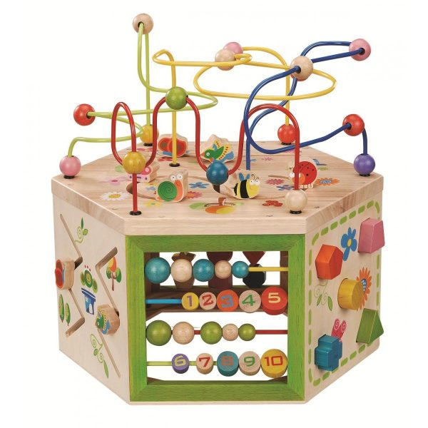 One year old gift ideas - ever earth activity cube