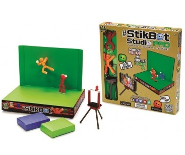Seven to nine year old gift ideas - Stikbot