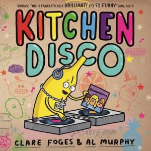 Three year old gift ideas - Kitchen Disco