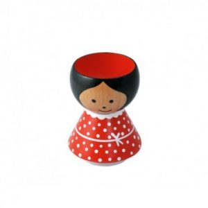 Two year old gift ideas - Bordfolk egg cup girl