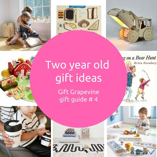 Two year old gift ideas - Gift Grapevine gift guide 4