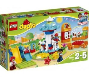 Two year old gift ideas - LEGO Duplo Fun Family Fair