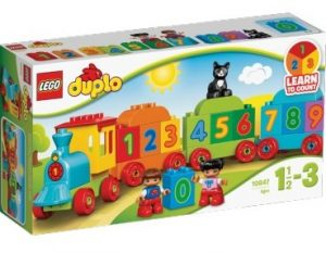 Two year old gift ideas - LEGO Duplo Number Train