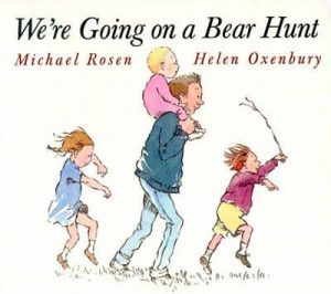 Two year old gift ideas - were going on a bear hunt