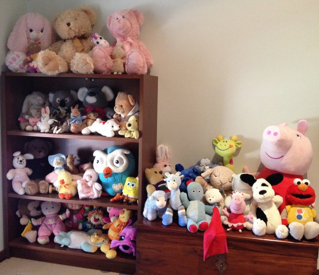 Soft toys collection 1