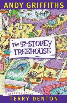 Book reviews by kids, for kids: The 52-Storey Treehouse
