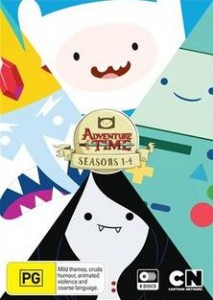 Adventure Time box set