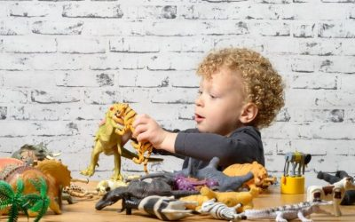 Affordable gift ideas for dinosaur mad kids